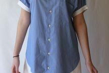Sy skjorta / blus