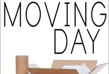 Moving / by Joy Dare Blog