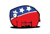 Politics / Heya. NEW board here: http://pinterest.com/scarlettfeverr/dude-what-gun-problem/ / by Angela Henderson
