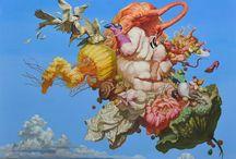 Strange Figurations / The Figurative disregard for realism