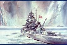 Kriegsmarine / by Brian Lane Herder