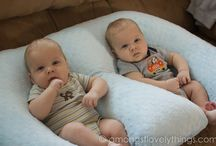 Twins - Double the blessing / Top Tips for Twins!