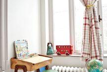 Boy's Bedroom / Arredamento e decor cameretta bambino e ragazzo