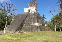 Tikal / Mayan Ruins