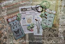 Swirlydoos Scrapbook Kit Projects