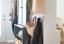 Entry/Mudroom Ideas / by Heather Rider