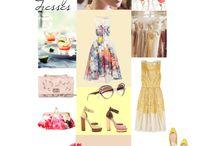 Fashion Theme Set