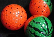 ゴルフボール・テニスボール