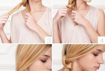 Acconciature facili - Easy Hairstyle