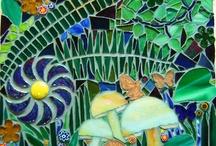 mosaics / by Loretta Fitzgerald
