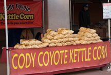 Cody Coyote Kettle Corn / Cody Coyote Kettle Corn