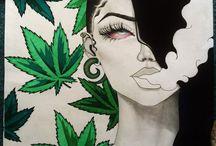 Stoner Chicks - Marijuana Girls - Cannabis Models / Marijuana Girls, Cannabis Models,  and Stoner Chicks