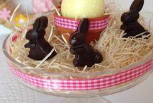 Pâques par Cyrielle Gourmandise / Mes recettes et DIY de Pâques