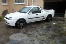 Ford Bantam / My Ride