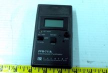 Meters & Metering Equipment for sale at BMI Surplus, Inc. / BMI Surplus offers a huge inventory of Ready to Ship New & Used Meters for sale.  We carry used and new Noise Meters, Power Meters, Optical Power Meters, Laser Meters, Power Sensors & Meter Accessories for sale.