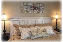 DIY HeadBoards!! / by Cindy Schelhouse