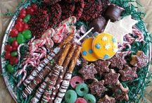 Gifts, holiday goodies & holiday ideas / by Kari Montoya