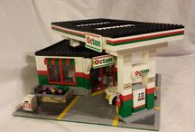 LEGO City - Octan Station