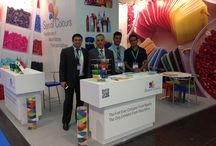 """""""K"""" fair in Dusseldorf Germany - Masterbatch Manufacturer / Sarsoli Colours - Participated in one of the biggest trade fair """"K"""" fair in Dusseldorf Germany."""