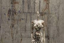 Alberto Giacometti / Artist