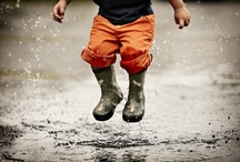 Rain Rain Go Away... / by Frannie Brandow