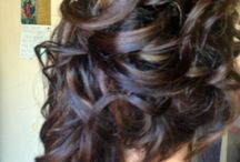 hairstyles / by Melissa Morales