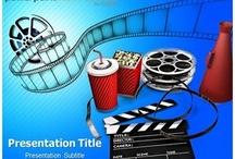 Movie PowerPoint Templates