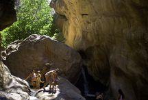 Padules. / Escenarios naturales de La Alpujarra