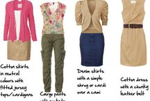 Inside Out Style Blog /  toned summer colour type, 8 bodyshape