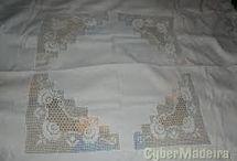 kumaşlı motif panosu