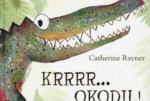 Krrrr...okodillen! / Boeken over krokodillen, daarvan zijn er ontzettend veel, en sommige zijn nog leuker dan Krrrr...okodil! om voor te lezen