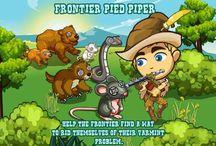 Pied Piper / Frontier Pied Piper