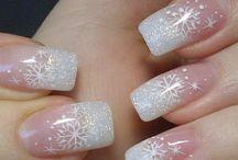 bride nails