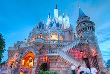 Disney is Happiness / A dream is a wish your heart makes / by McKayla Combs