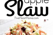 Salads / Healthy salad recipes to entertain, eat on your own or for your diet.