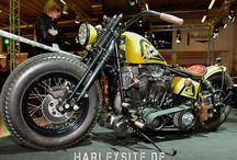 Harleysite Custombike Show Bad Salzuflen Germany #harleydavidson #badsalzuflen #cbs #custombike #harley #harleysite #showbike
