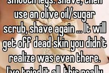 Shaving Hacks Diy