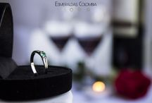 Emeralds Jewelry Ring