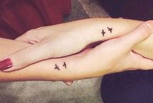tattoo / Zus / friend tattoo