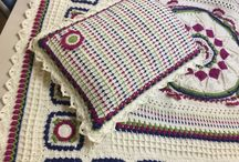 Ördüklerim crochet blanket / Crochet , blanket , handemade , örgü