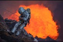video volcano world
