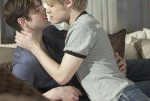 Justin and Brian