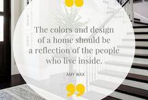 Home Decor Quotes