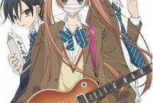 anime  Fukumenkei Noise / anime  Fukumenkei Noise