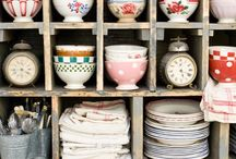 Crockery inspiration for my collection