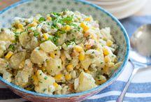 Salade / Aardappelsalade