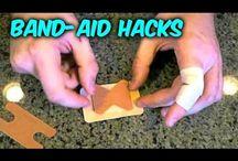 Heal hacks