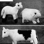 Vintage Knitted Toys / by Vintage Knitting