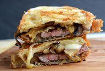 Sandwiches / by Bekah Martinez Johnson