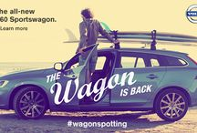 The Joy of Wagon Spotting / Volvo-sponsored #WagonSpotting images of our favorite Volvos and wagon fan stories!